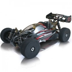 HOBAO HYPER SS 1/8 RTR BUGGY w/HYPER 21 3-PORT ENGINE