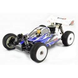 HOBAO HYPER VS 1/8 RTR BUGGY w/HYPER 21 3-PORT ENGINE