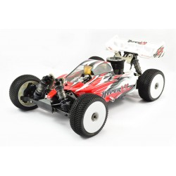 HOBAO HYPER VS 1/8 RTR BUGGY w/HYPER 30 TURBO ENGINE