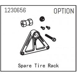 Spare Wheel Rack