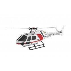 ELICOTTERO SENZA SPAZZOLE AS350 3D A 3 PALE 6G SENZA FLYBAR, RTF