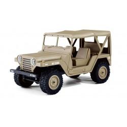 FUORISTRADA MILITARE USA 1:14 4WD RTR, DESERT SAND
