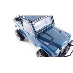 AMXROCK CRAWLER AM24 4WD 1:24 RTR, COLOR SENAPE
