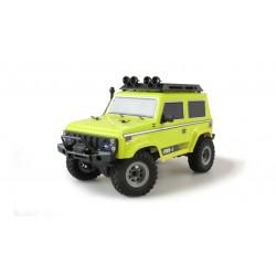 AMXROCK CRAWLER AM24 RANGER 4WD 1:24 RTR NERO