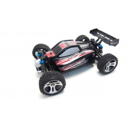 BX18 BUGGY ROSSO, 4WD 1:18 4WD RTR