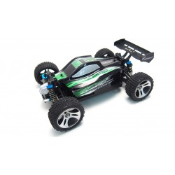 BX18 GREEN, BUGGY 1:18 4WD RTR