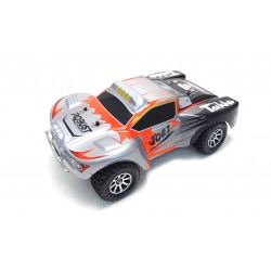 SXC18 RED, SHORT COURSE TRUCK 1:18 4WD RTR