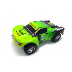 SXC18 GREEN, SHORT COURSE TRUCK 1:18 4WD RTR