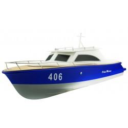 MOTOVEDETTA POLICE / NAVY 406 BRUSHLESS, 750MM, RTR