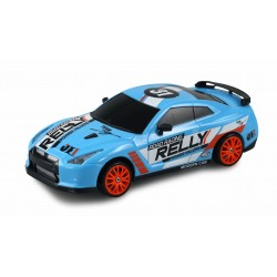 DRIFT SPORT CAR 1:24 BLU, 4WD 2,4 GHZ RTR
