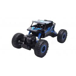 """CONQUEROR """"BLUE"""" 4WD RTR 1:18 ROCK CRAWLER"""
