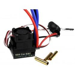 HOBBYWING WP-1060 ESC BRUSHED