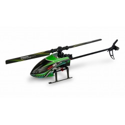 ELICOTTERO BRUSHLESS AS350 3D A 3 PALE 6G SENZA FLYBAR, RTF