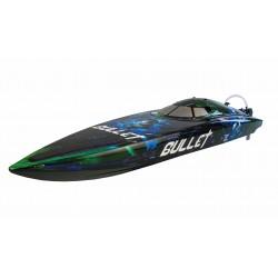 BULLET V4 MONO RACING BOAT 4S BRUSHLESS ARTR