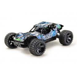 """1:10 EP Sand Buggy """"ASB1 CAMO-BLUE"""" 4WD RTR (incl. Bat/caricatore UE)"""