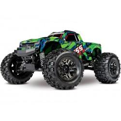 Traxxas Hoss 1:10 VXL 4WD TQi RTR (Verde)