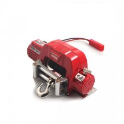 Verricello 1:10 RC Metal Winch 6kg doppio motore (Tipo A)
