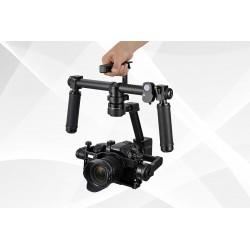 NEX GH4 Handheld gimbal con controller 32bit stand e borsa