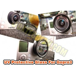 UV Protective Glass For Gopro3/3+/4