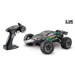 "Truggy ""RACER"" nero / verde 4WD RTR"