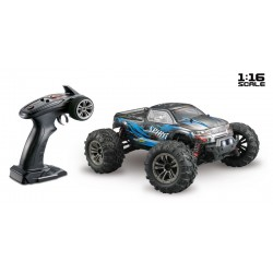 "Green Power Monster Truck ""SPIRIT"" ad alta velocità nero / blu 4WD RTR"