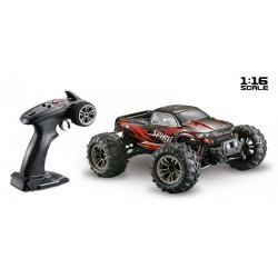"""Green Power Monster Truck """"SPIRIT"""" ad alta velocità nero / rosso 4WD RTR"""