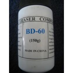 BD-60 Polvere di alluminio oxide per sabbiatrice