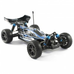 FTX VANTAGE 1/10 BRUSHLESS BUGGY 4WD RTR W / LIPO & CHARGER