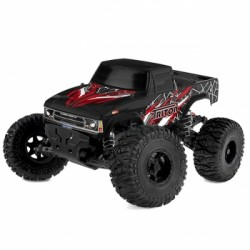 CORALLY TRITON XP CAMION MONWTER 2WD 1/10 BRUSHLESS RTR COMBO