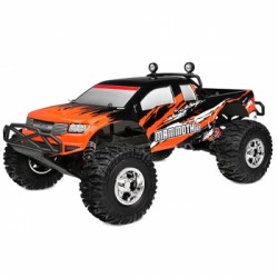 CORALLY MAMMOTH XP 2WD TRUCK 1/10 BRUSHLESS RTR COMBO