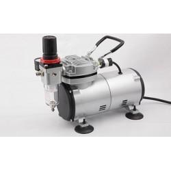 AS-18(2) Mini Compressore da trasporto 23,25L/MIN 220 Volt