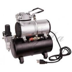 AS-186 Compressore con serbatoio 23/25 L/MIN Nuova versione