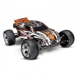 TRAXXAS Rustler 2wd XL-5 Brushed con batteria e caricabatterie