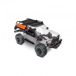 TRAXXAS TRX-4 Sport Kit di montaggio con carrozzeria Trasparente e accessori, senza elettronica