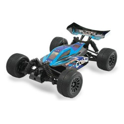 FTX COLT 1/18 BRUSHED MINI 4WD BUGGY RTR BLUE/BLACK