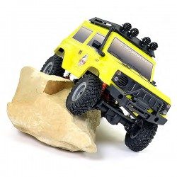 FTX OUTBACK MINI 2.0 PASO 1:24 READY-TO-RUN w/PARTS - YELLOW