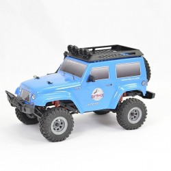 FTX OUTBACK MINI 2.0 ALTO 1:24 READY-TO-RUN W/PARTS-BLUE