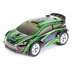 FTX HOOLIGAN JNR 1/28TH RTR RALLY CAR - GREEN