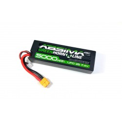 Batterie Absima GreenHorn LiPo