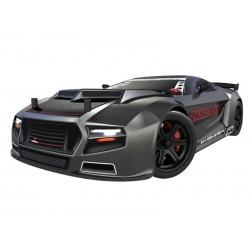 """1:10 EP Drift Car """"Thunder Drift gunmetal"""" 4WD RTR"""