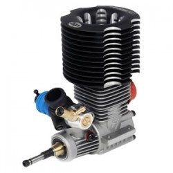 HOBAO HYPER 21 3-PORT PULL START ENGINE (TURBO PLUG)