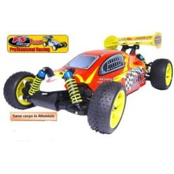 GB4 RTR 1:10 Buggy MOTORE A SCOPPIO 4 WD 2,4 Ghz Fail Safe