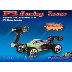 Auto Rc Scala 1/18 Buggy Elettrica Water Proof 2.4Ghz