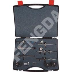 FENGDA BD-813 KIT 6 Aerografo e accessori in valigetta