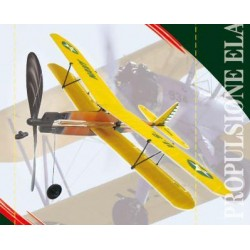 Aviator Series Biplano a elastico
