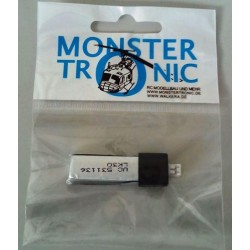 MT100-19 Batteria NUOVA VERSIONE WLtoys V911 V911-19A