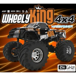 WHEELY KING 4X4 MONSTER RTR 2.4GHZ