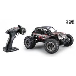 """X TRUCK"""" nero / rosso 4WD RTR"""