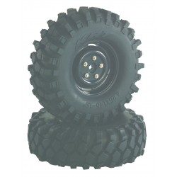 "Set ruote cingolate ""Steelhammer"" 108mm 1:10 (2 St.)"