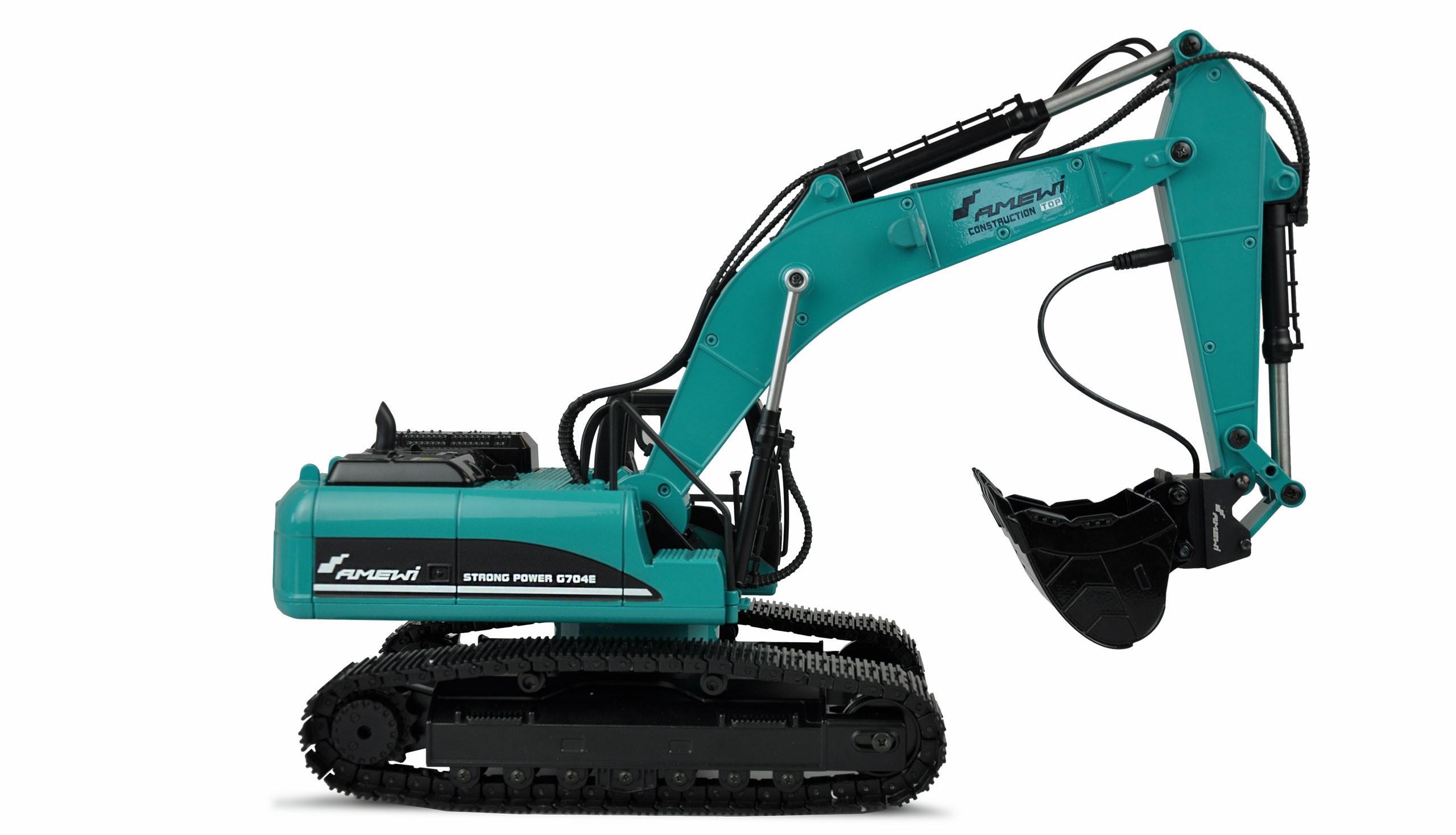 escavatore 580 full metall